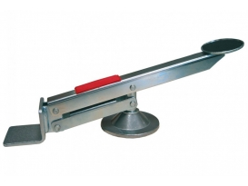Tür- und Plattenheber Carrymate Portmann XL, bis 120 kg, robuste Stahlkonstruktion