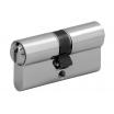 Profilzylinder 1400, 6 Stifte, 55/55 mm, Mmv., 3 Schlüssel