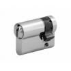 Profilhalbzylinder 1410, 6 Sti 35/10 mm, Mmv., 3 Schlüssel
