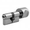 Knaufzylinder 3605, S=60/K45 Mmv, mit 6 Schlüssel