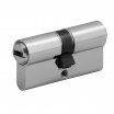 Profilkurzzylinder 3688, 26/26 mm, Mmv., 3 Schlüssel