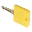 Format Wechselschlüssel A001-A600 Gelb, VE=1 608916