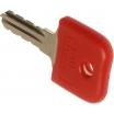 Format HS-Schlüssel MK2A, A201-A400, Rot, VE=1 608947