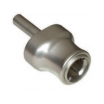 Format Glasschiebetürschl., RS 4-8mm, edelstahlop. für Aluminiumrahmen, VE=20 609357