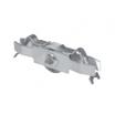 P & S Rolleneinsatz für Laufschuh Stahl verzinkt VE = 100 Stück