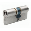 Profilzylinder C83  40/40 N mit 3 Schlüssel