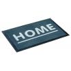 Türmatte-Innenbereich rutschfest, Höhe 9 mm, Typ Design Home, 390 x 750 mm Nutzschicht Polyamid, farbe grau