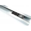Marantec Zahnriemenschiene SZ-13 SL 1 tlg., LG 4090 mm, Microprofil