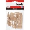 KWB Holzdübel 10mm, l= 40mm VE= 120