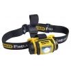 Stanley Fatmax Kopflampe 80 Lunen Weißlicht, 8 Std. Laufzeit mit 3 Batterien AAA