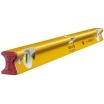 Stabila Alu Wasserwaage R 300 / 81 cm 5-Kammer-R-Profil/Messflächen-breite 4 cm 3 Anreißkanten/2 Vertikal, 1 Horizontal-Libelle