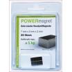 Powermagnet Quader 7x3x2mm