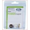 Powermagnet zum Verschrauben Ø16mm mit selbstklebenden Gegenstück mit Senkung