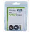 Powermagnet zum Verschrauben Ø20mm mit verschaubbarem Gegenstück mit Senkung