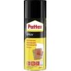 Pattex Power Spray Permanent, farblos lösemittelhaltiger Sprühklebstoff, 400 ml, temperaturbeständig bis 70°C, PXSP6