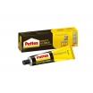 Pattex Kraftkleber transparent, glasklar, Tube125g offene Zeit max 1Std, Ablüftzeit ca 10 Min, beständig -40 bis +70°C, Verbrauch 250-350g/m²