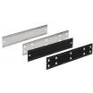 Stahlschubkasten-Organisationselement, OrgaLine Systema Top 2000, 9078257, Stahl aluminiumoptik