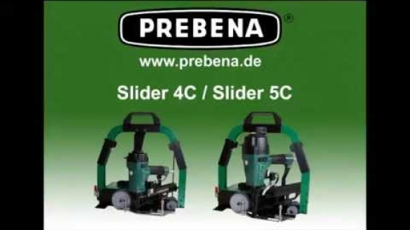 Embedded thumbnail for Prebena Slider-System