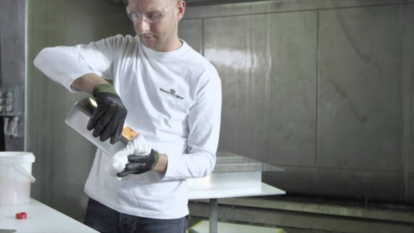 Embedded thumbnail for Hesse-Lignal Glaslack